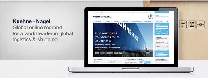 Kuehne + Nagel's Digital Agency