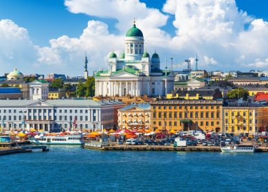 Hello Helsinki - Opening the City up to the Web