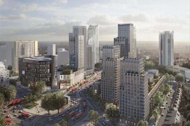 Elephant & Castle Development