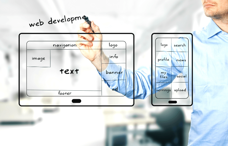 reasons why your website must be responsive webheads leading london website design